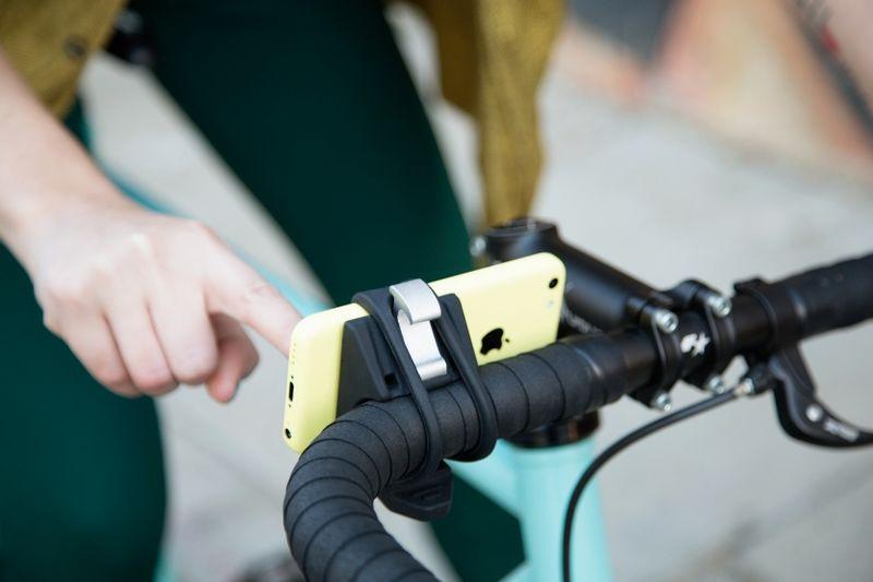 Handlebar Smartphone Mounts