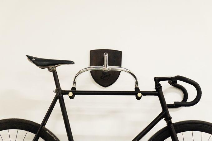 Decorative Bike Hangers