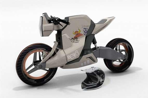 Silent Hogs Motorepublic Noiseless Motorcycle