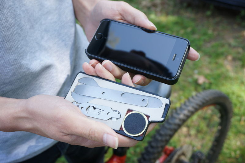 Phone-Sized Bike Repair Kits