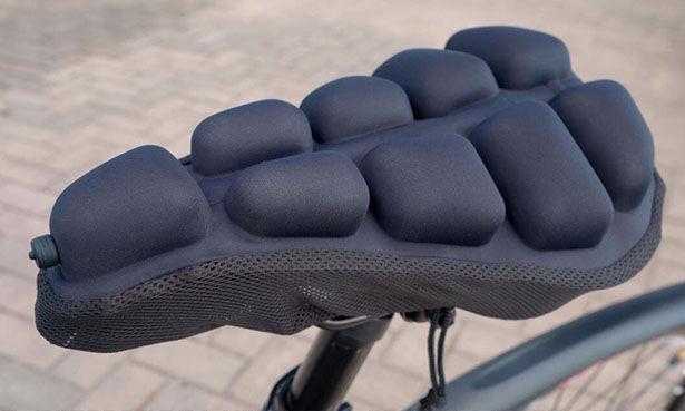 3D Airbag Bike Seats