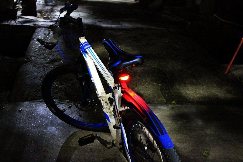 Solar Cyclist Accessories