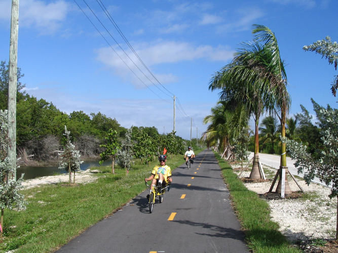 Coast-to-Coast Bike Trails
