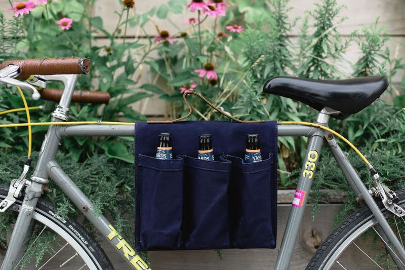 6 Pack Bicycle Carriers Bikes And Beer