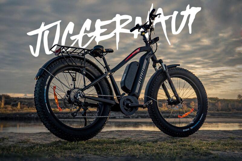 Long-Haul Electric Bikes