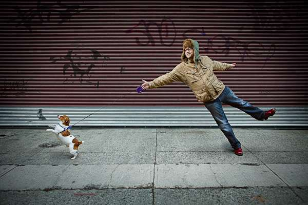 Powerful Pooch Photography