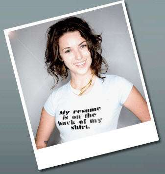 Resume T-Shirts