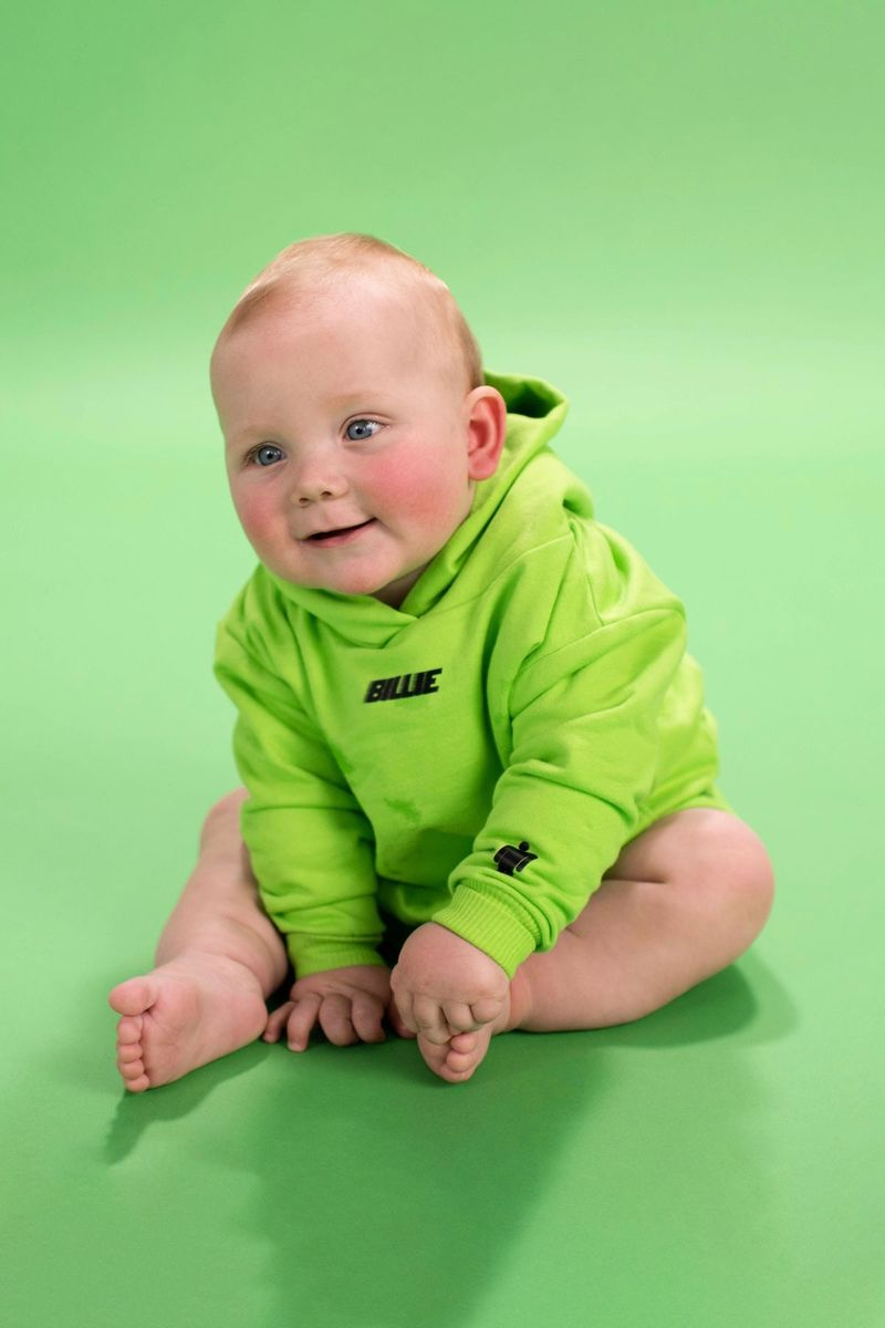 Infant-Catered Bright Streetwear