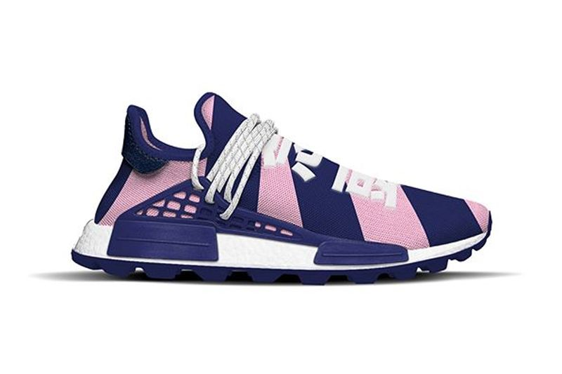 Exclusive Striped Sneakers