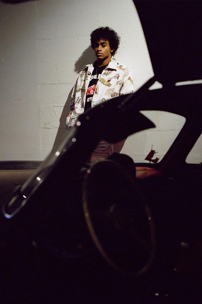 Custom Car-Inspired Streetwear