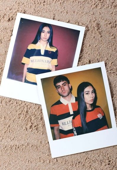 Unisex-Branded Lookbooks