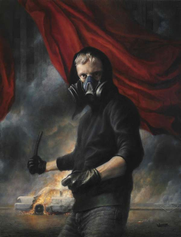 Anarchist Classical Paintings