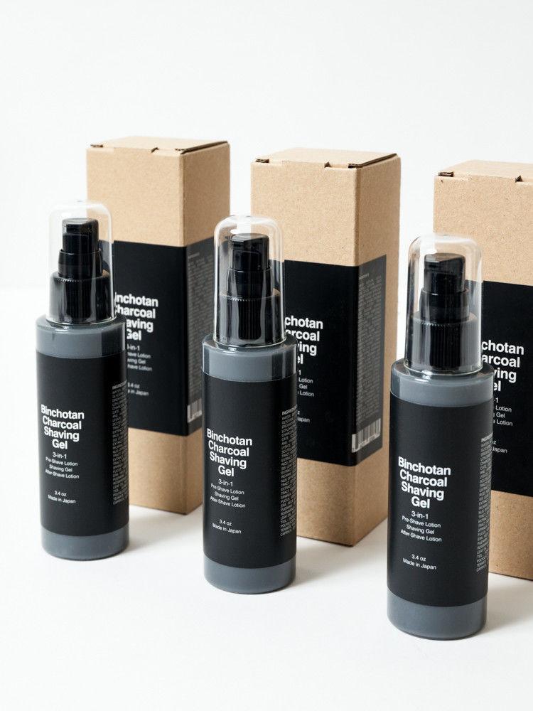 Detoxifying Shaving Gels