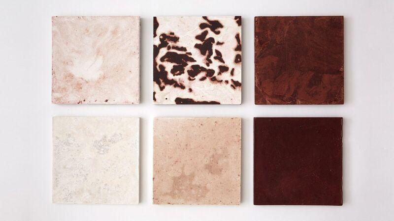 Bio-Concrete Tiles