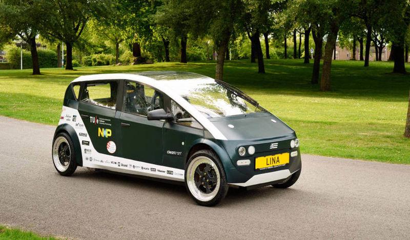 Lightweight Sustainable Automobiles