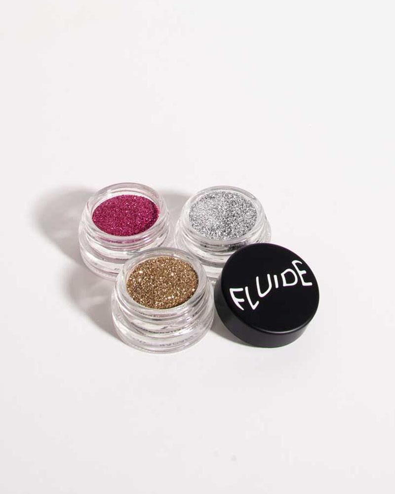 Biodegradable Makeup Glitters