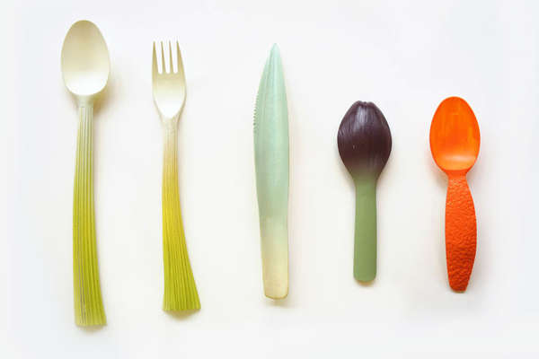 Nature-Mimicking Utensils