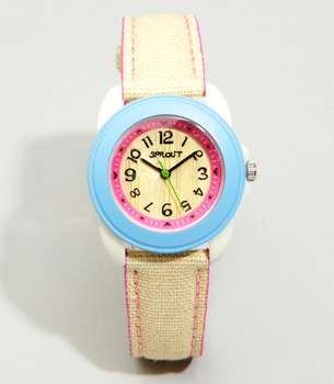 Candy-Colored Eco-Timepieces