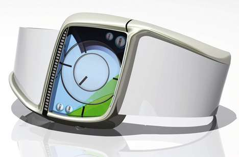 Stress-Sensing Watches