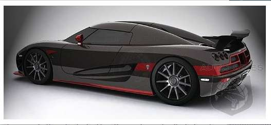 Biofuel Supercar Could be World's Fastest