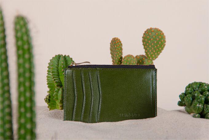 Cactus Bio-Leather Wallets