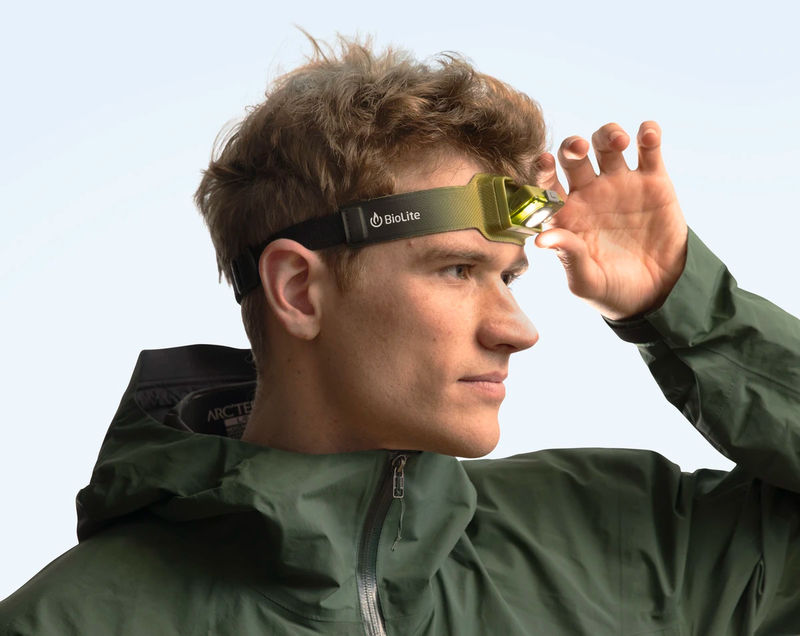 Low-Profile Adventurer Headlamps