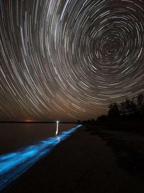 Illuminated Water Bodies