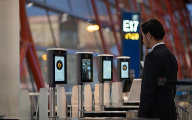 Automated Biometric Boarding