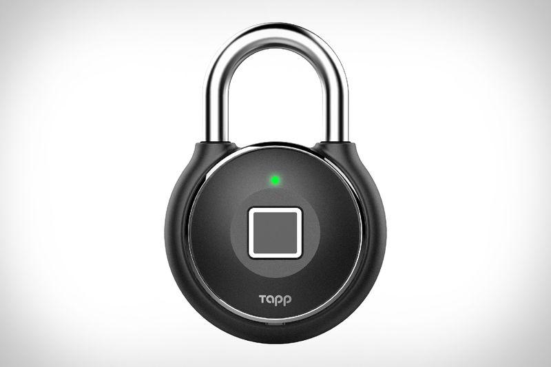 23 Biometric Fingerprint Innovations