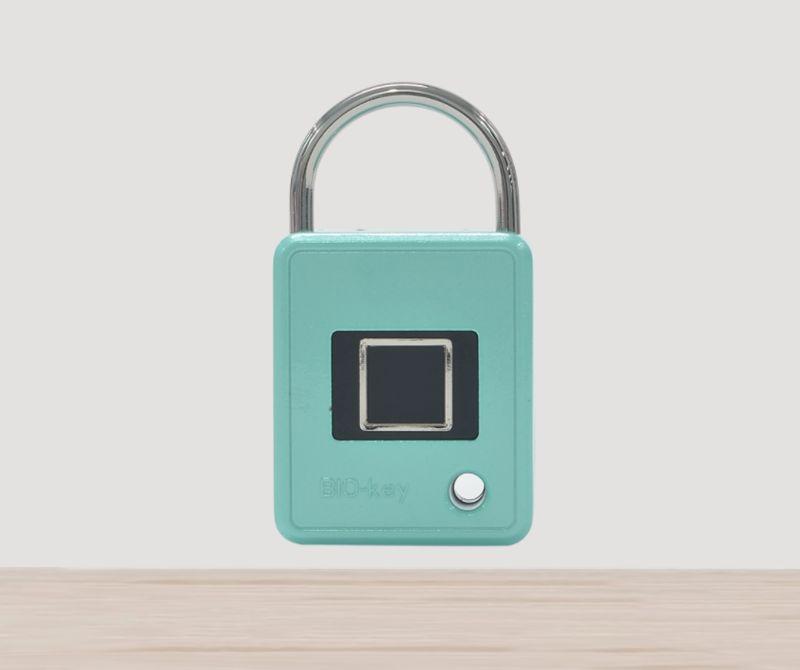 Biometric Luggage Locks
