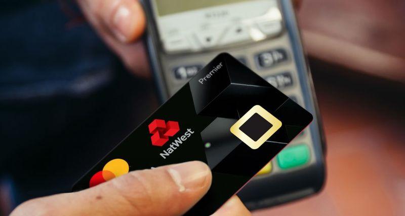 Secure Biometric Credit Cards