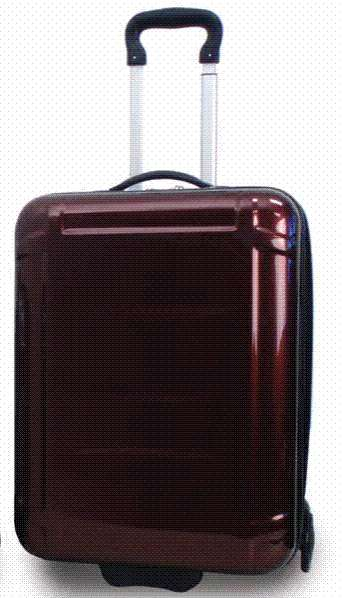 Biometric Suitcases – Heys BioCase Luggage Unlocks With the Scan of Your Fingerprint