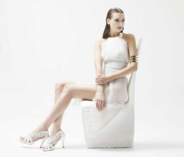 Slim Sculptural Seating
