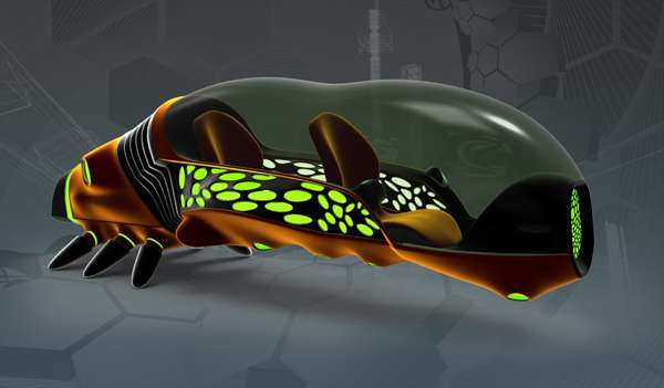 Insect-Inspired Automobiles