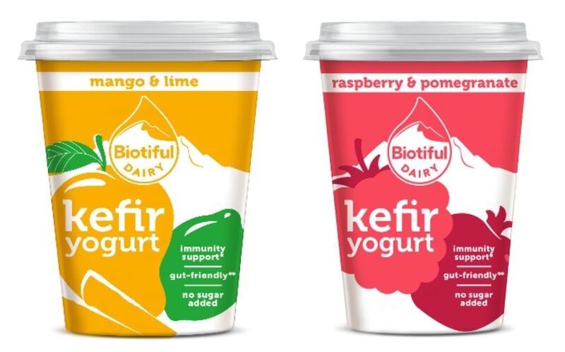 Immunity-Supporting Cultured Yogurts