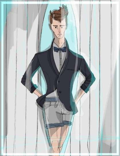 Illustrated Fashion Blogs