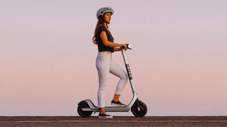 Anti-Vandalism Electric Scooters