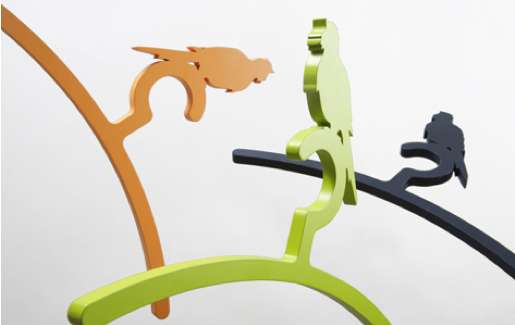 Adorable Jacket Hangers