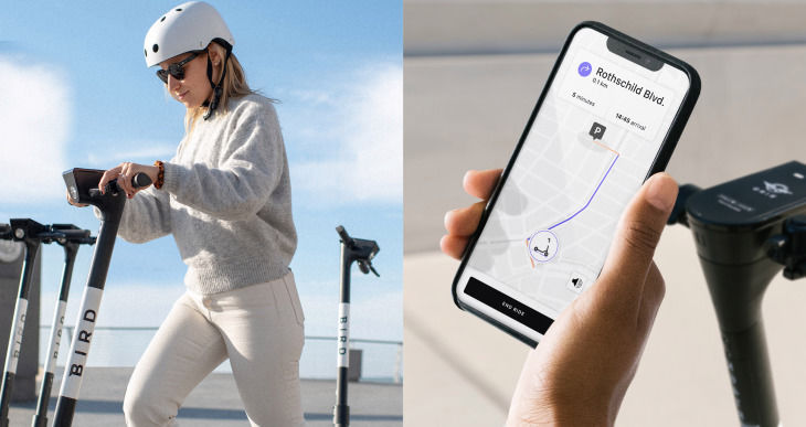 Micromobility Navigation Apps