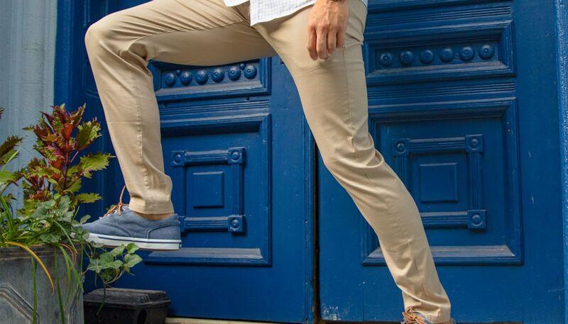 Sweatpants-Like Khakis