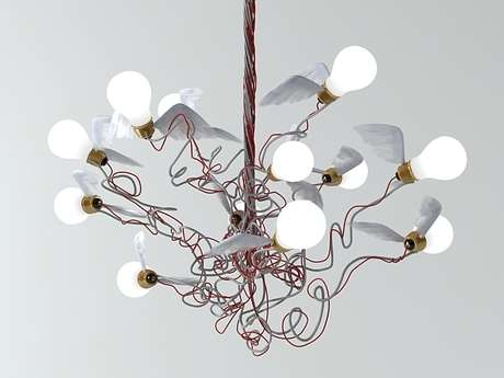 Flying Contemporary Chandeliers
