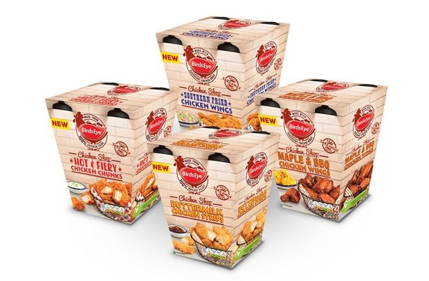 Takeaway Packaged Chicken Snacks