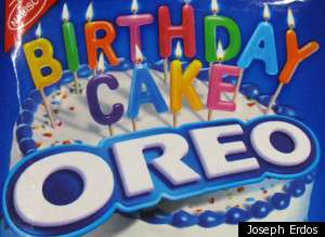 Super Birthday Cake Cookies Birthday Cake Oreos Personalised Birthday Cards Vishlily Jamesorg