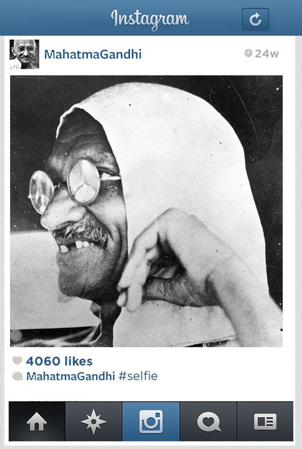 Non-Violent Instagram Parodies
