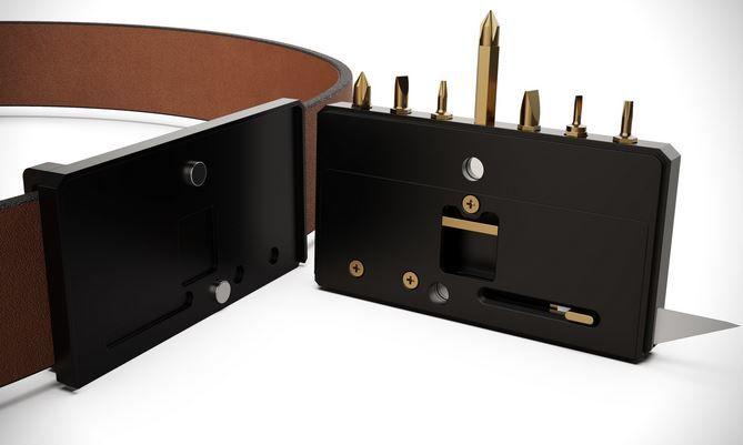 Multitool Belt Buckle Accessories