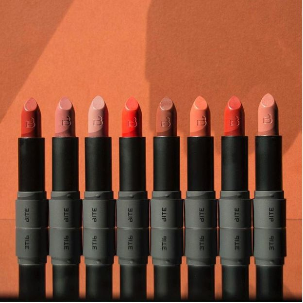 Spice-Inspired Lipstick Collections