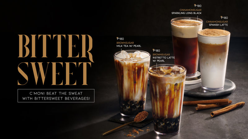 Bittersweet Cafe Beverages