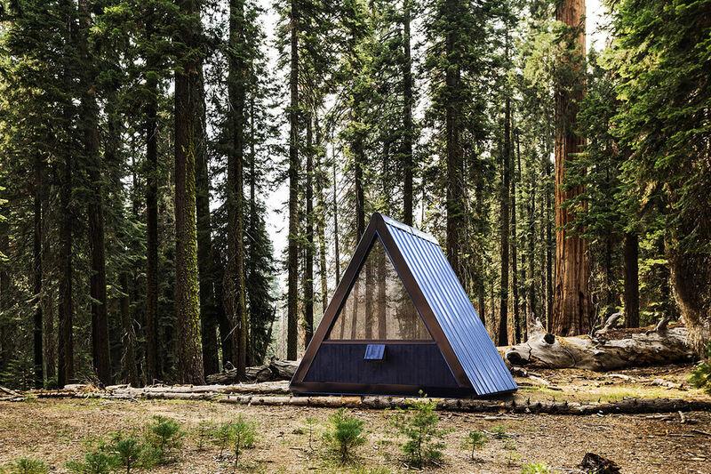 Portable Prefab Escape Cabins