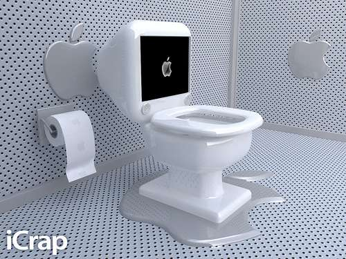 latest gadgets related to computer computer branded toilets apple concepts designed 22445
