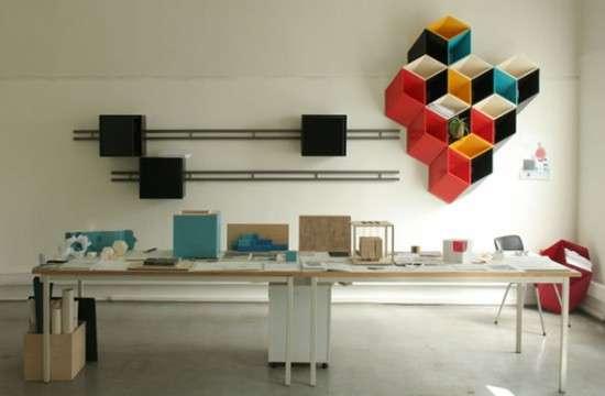 3d Illusion Shelves